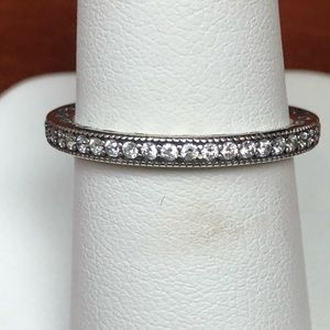 Pandora CZ Ring